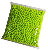 Pearls - Lime Green, by Oak Leaf Confections,  and more Confectionery at The Professors Online Lolly Shop. (Image Number :7419)