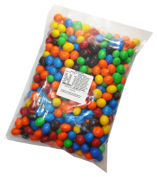 M&M Peanuts, by Mars,  and more Confectionery at The Professors Online Lolly Shop. (Image Number :6326)