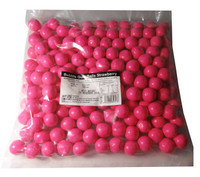 Bubble Gum Balls Strawberry, by AIT Confectionery,  and more Confectionery at The Professors Online Lolly Shop. (Image Number :5836)