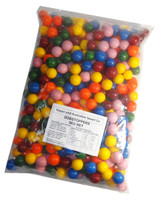 Gobstoppers - Rainbow Balls, by Ropan Confectionery,  and more Confectionery at The Professors Online Lolly Shop. (Image Number :6882)