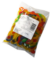 Wiggle Snakes, by Metford Confectionery,  and more Confectionery at The Professors Online Lolly Shop. (Image Number :5934)