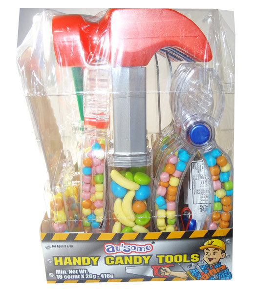 Au some Handy Candy Tools, by Candy Brokers,  and more Confectionery at The Professors Online Lolly Shop. (Image Number :6025)