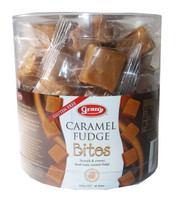 Gran s Fudge Caramel Bites, by Grans,  and more Confectionery at The Professors Online Lolly Shop. (Image Number :6066)