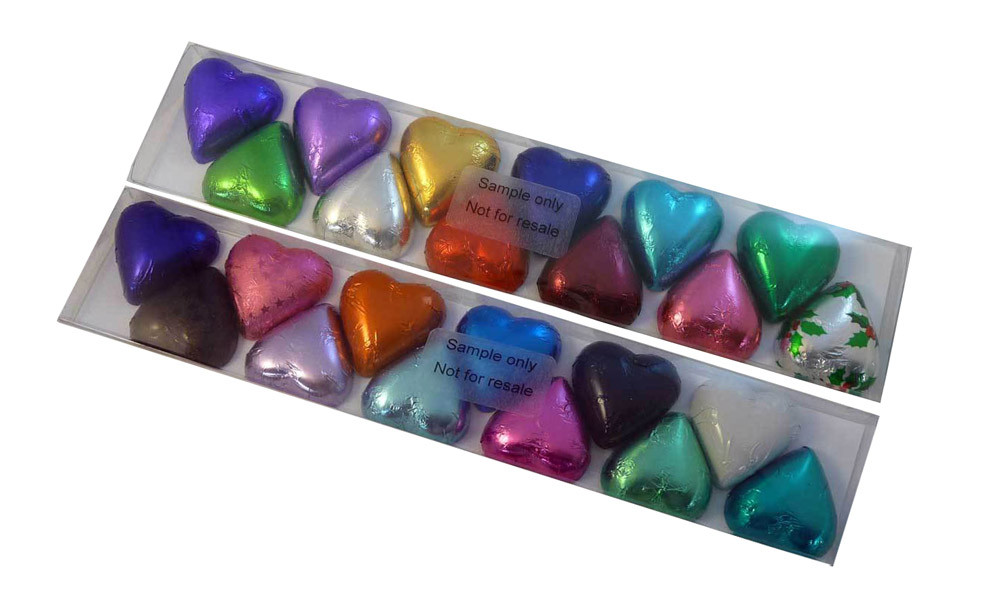 Chocolate Gems - Sampler, by Chocolate Gems,  and more Confectionery at The Professors Online Lolly Shop. (Image Number :6037)