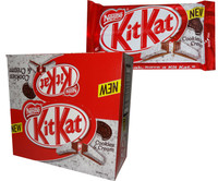 Nestle Kit Kat - Cookies and Cream, by Nestle,  and more Confectionery at The Professors Online Lolly Shop. (Image Number :6519)