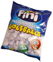 Fini Marshmallow Golfballs - Purple, by Fini,  and more Confectionery at The Professors Online Lolly Shop. (Image Number :6273)