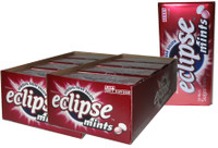 Eclipse Mints Berry Flavour, by Wrigley,  and more Confectionery at The Professors Online Lolly Shop. (Image Number :6495)