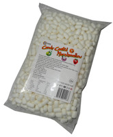 Candy Coated Marshmallows - White, by Universal Candy,  and more Confectionery at The Professors Online Lolly Shop. (Image Number :6468)