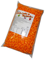 Candy Coated Marshmallows - Orange, by Universal Candy,  and more Confectionery at The Professors Online Lolly Shop. (Image Number :6465)