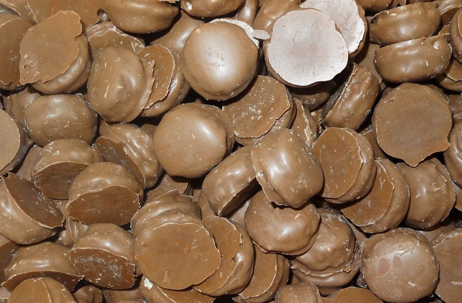 Milk Choc Coffee Creams, by Colonial Confectionery,  and more Confectionery at The Professors Online Lolly Shop. (Image Number :9740)