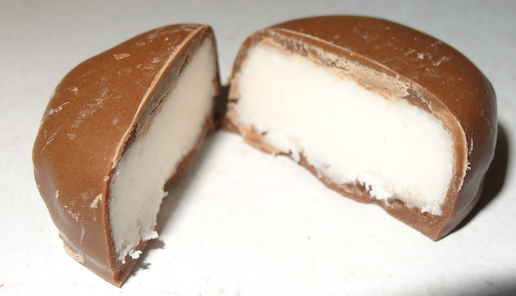 Milk Choc Orange Creams, by Colonial Confectionery,  and more Confectionery at The Professors Online Lolly Shop. (Image Number :6831)