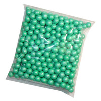 Shimmer Choc Balls - Turquoise, by Confectionery House,  and more Confectionery at The Professors Online Lolly Shop. (Image Number :7714)