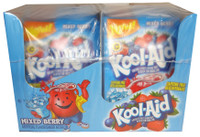 Kool Aid Pack  - Mixed Berry, by Kool Aid,  and more Beverages at The Professors Online Lolly Shop. (Image Number :6872)