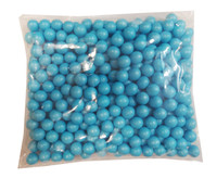 Shimmer Choc Balls - Blue, by Confectionery House,  and more Confectionery at The Professors Online Lolly Shop. (Image Number :8440)