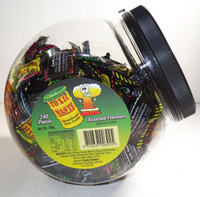 Toxic Waste Tub, by Candy Brokers,  and more Confectionery at The Professors Online Lolly Shop. (Image Number :6650)