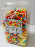 Candy Watch, by Candy Brokers,  and more Confectionery at The Professors Online Lolly Shop. (Image Number :6760)