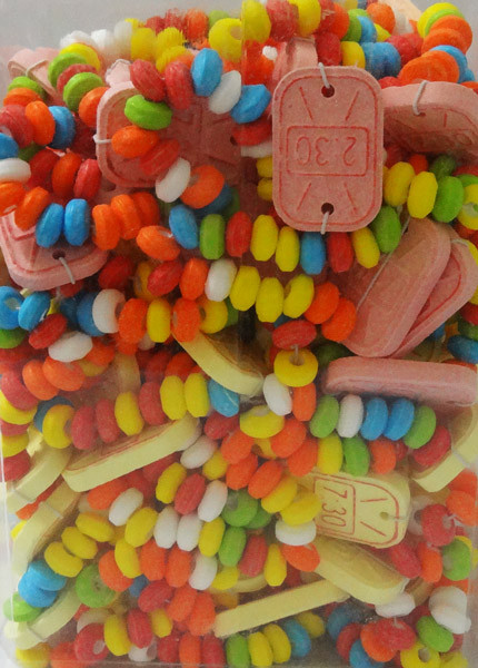 Candy Watch, by Candy Brokers,  and more Confectionery at The Professors Online Lolly Shop. (Image Number :6761)