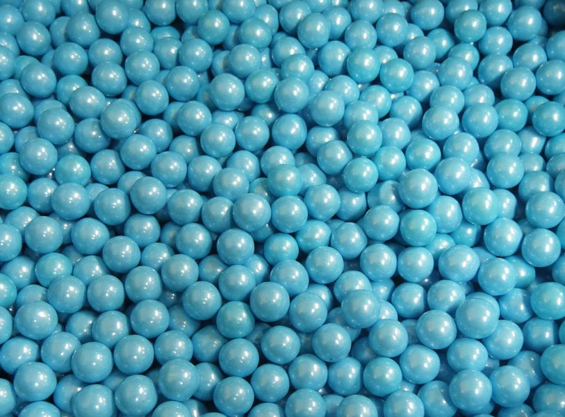 Sixlets - Shimmer Powder Blue, by Sixlets,  and more Confectionery at The Professors Online Lolly Shop. (Image Number :6745)