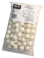 Gobstoppers - White, by The Australian Sweet Company,  and more Confectionery at The Professors Online Lolly Shop. (Image Number :6777)