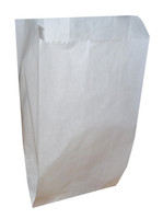 White Paper Large Lolly Bags and more Partyware at The Professors Online Lolly Shop. (Image Number :7623)