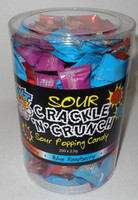 TNT Sour Crackle  n  Crunch, by AIT Confectionery/TNT,  and more Confectionery at The Professors Online Lolly Shop. (Image Number :6917)