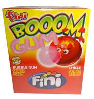 Fini Boom Bubblegum, by Fini,  and more Confectionery at The Professors Online Lolly Shop. (Image Number :7090)