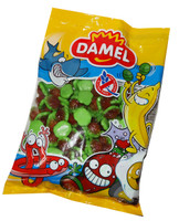 Damel Jelly Filled Strawberries, by Damel,  and more Confectionery at The Professors Online Lolly Shop. (Image Number :6938)