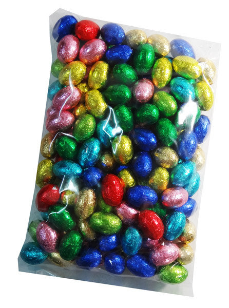 Mini Eggs Asstd Milk Chocolate - Fyna, by Fyna Foods,  and more Confectionery at The Professors Online Lolly Shop. (Image Number :6961)