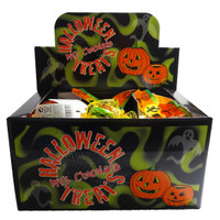 Assorted Halloween Milk Chocolate Balls, by Jacquot,  and more Confectionery at The Professors Online Lolly Shop. (Image Number :8010)