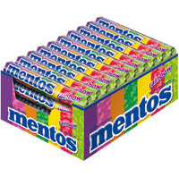 Mentos - Rainbow, by Perfetti Van Melle,  and more Confectionery at The Professors Online Lolly Shop. (Image Number :7055)