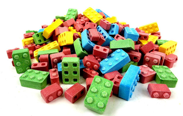 Candy Blocks and more Confectionery at The Professors Online Lolly Shop. (Image Number :11146)