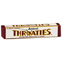 Nestle Throaties, by Allens Confectionery/Nestle,  and more Confectionery at The Professors Online Lolly Shop. (Image Number :9291)
