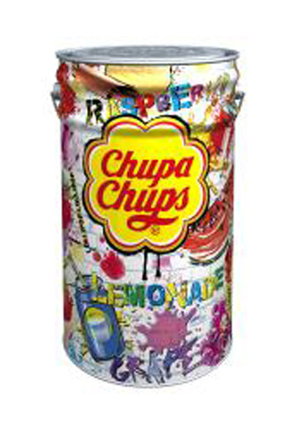 Chupa Chups - Mega Large, by Perfetti Van Melle,  and more Confectionery at The Professors Online Lolly Shop. (Image Number :8954)