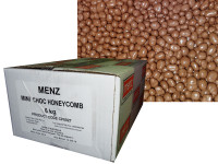Robern Menz Mini Choc Honeycomb, by Robern Menz,  and more Confectionery at The Professors Online Lolly Shop. (Image Number :7235)