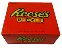 Reeses Pieces, by Reeses,  and more Confectionery at The Professors Online Lolly Shop. (Image Number :7481)