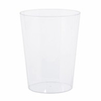 Plastic Candy Buffer Cylinder - Medium and more Partyware at The Professors Online Lolly Shop. (Image Number :7573)