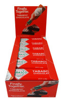 Tabasco Brand Spicy Chocolate, by McIlhenny Co/Other,  and more Confectionery at The Professors Online Lolly Shop. (Image Number :7704)