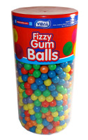 Vidal Fizzy Gum Balls - Approx 800pc, by vidal,  and more Confectionery at The Professors Online Lolly Shop. (Image Number :7706)