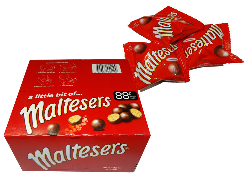 A Little Bit of Maltesers, by Mars,  and more Confectionery at The Professors Online Lolly Shop. (Image Number :8215)