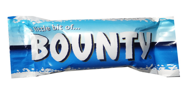 A Little Bit of Bounty, by Mars,  and more Confectionery at The Professors Online Lolly Shop. (Image Number :7850)