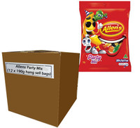Allens Party Mix, by Allens Confectionery,  and more Confectionery at The Professors Online Lolly Shop. (Image Number :7736)