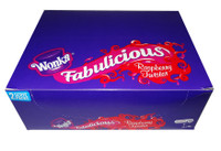 Fabulicious Raspberry Twister - 2 Serve Packs, by RJs,  and more Confectionery at The Professors Online Lolly Shop. (Image Number :7821)