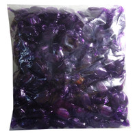 Blackcurrant & Liquorice - Purple Foil Wrap and more Confectionery at The Professors Online Lolly Shop. (Image Number :7920)