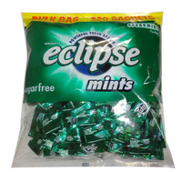 Eclipse Spearmint Pillowpack and more Confectionery at The Professors Online Lolly Shop. (Image Number :9672)