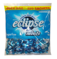 Eclipse Peppermint Pillowpack and more Confectionery at The Professors Online Lolly Shop. (Image Number :8615)