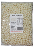 Sweet Treats Mini Jelly Beans - White with a Coconut Flavour, by Brisbane Bulk Supplies,  and more Confectionery at The Professors Online Lolly Shop. (Image Number :7975)