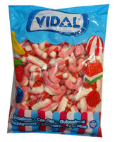 Vidal Vampire Teeth, by vidal,  and more Confectionery at The Professors Online Lolly Shop. (Image Number :8022)