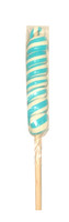 Twist Pop - Light Blue and White and more Confectionery at The Professors Online Lolly Shop. (Image Number :9961)