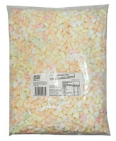 Compressed Candy - Pastel Fizzy Fruits and more Confectionery at The Professors Online Lolly Shop. (Image Number :8155)