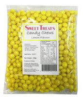 Sweet Treats Candy Chews - Yellow, by Brisbane Bulk Supplies,  and more Confectionery at The Professors Online Lolly Shop. (Image Number :8134)